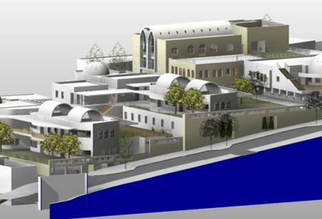 גני ילדים ומרכז חינוך בחיפה