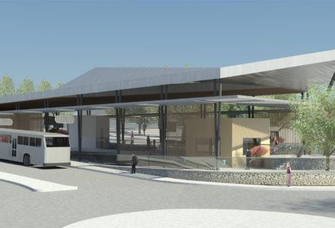 Public Transportation Hub