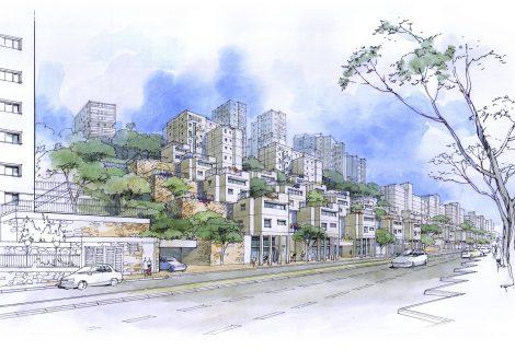 שכונה בשדרות יד לבנים