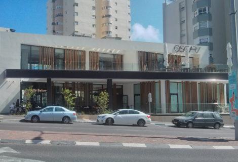 מרכז מסחרי שכונת סביוני דניה – חיפה