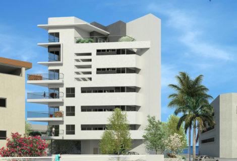 בית דירות בהשרון 10 חיפה